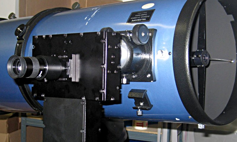 OKO AO system for amateur telescope